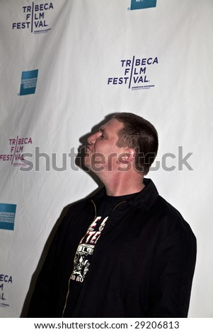 "NEW YORK - APRIL 24: C J Ramone attends the premiere of ""Burning Down the House: Story of CBGB"" during the Tribeca Film Festival on April 24, 2009 in New York."