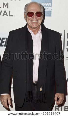 NEW YORK - APRIL 28: Jimmy Buffet attends 'Marvel's The Avengers' Premiere during the 2012 Tribeca Film Festival at the Borough of Manhattan Community College on April 28, 2012 in New York City