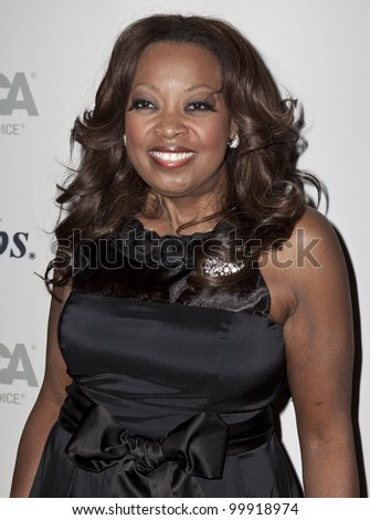 NEW YORK - APRIL 12: Star Jones attends The 15th Annual ASPCA Bergh Ball at The Plaza Hotel on April 12, 2012 in New York City.