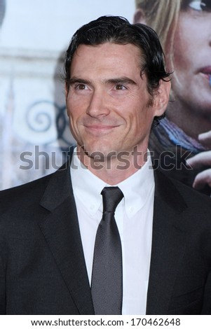 "NEW YORK - AUG 10: Billy Crudup attends the premiere of ""Eat Pray Love"" at the Ziegfeld Theater on August 10, 2010 in New York City. - stock photo"