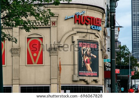 Hustler store nyc for
