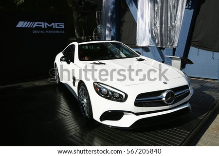 German car stock images royalty free images vectors for Mercedes benz us open