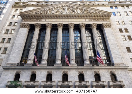similarity between new york stock exchange The new york stock exchange and the nasdaq are the biggest exchanges in  the world but it is important to note their huge differences.