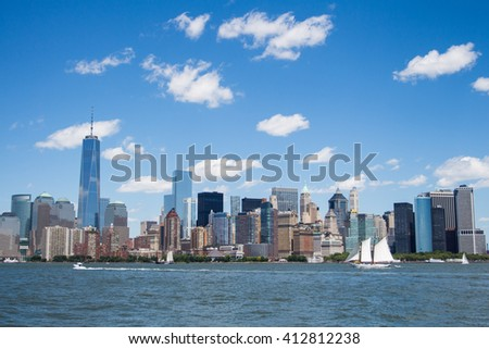 New York city is a huge city that is constantly moving, nothing stands still, nothing has mercy.