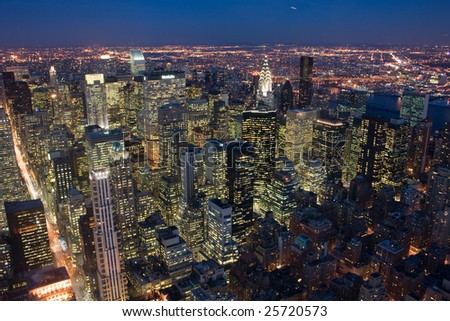 New York City, Manhattan