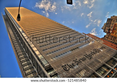 new york city may 20colorful hdr stock photo 521485840 shutterstock