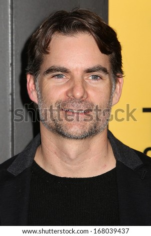 "NEW YORK - DEC 17: Jeff Gordon attends the premiere of ""The Wolf Of Wall Street"" at the Ziegfeld Theater on December 17, 2013 in New York City."
