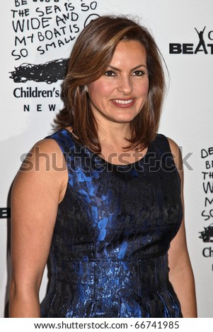 NEW YORK - DECEMBER 06: Mariska Hargitay  attends the 20th Anniversary Celebration of the Children's Defense Fund's Beat the Odds Program at Guastavino's on December 6, 2010 in New York City.