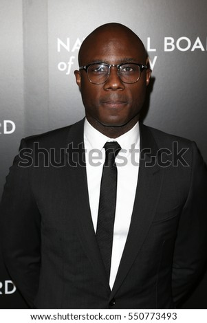 NEW YORK-JAN 4: Director Barry Jenkins attends the National Board of Review Gala at Cipriani Wall Street in New York on January 4, 2017.