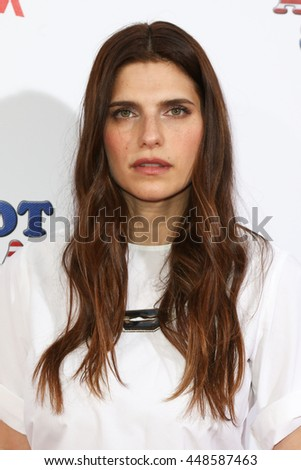NEW YORK-JUL 22: Actress Lake Bell attends the 'Wet Hot American Summer: First Day of Camp' Series Premiere at SVA Theater on July 22, 2015 in New York City.