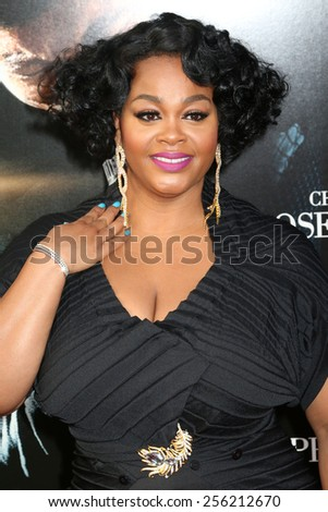 "NEW YORK - JULY 21, 2014: Jill Scott attends the premiere of ""Get On Up"" at the Apollo Theater on July 21, 2014 in New York City."