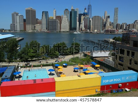 Brooklyn Pier Stock Photos Royalty Free Images Vectors Shutterstock