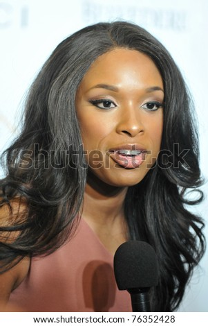 NEW YORK - MAY 01: Actress Jennifer Hudson attends the 2nd Annual Mary J. Blige Honors Concert on May 1, 2011 -  Hammerstein Ballroom New York, NY