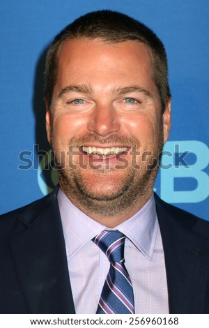 NEW YORK - MAY 14, 2014: Chris O'Donnell attends the 2014 CBS Upfront at Lincoln Center on May 14, 2014 in New York City.