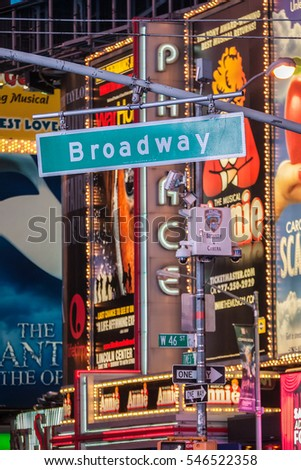 Broadway Stock Images Royalty Free Images Amp Vectors