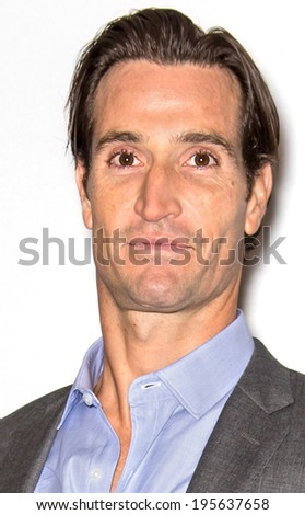 NEW YORK, NY - APRIL 18: Actor Matthew Del Negro attends the 'Alex of Venice' screening during the 2014 Tribeca Film Festival at SVA Theater