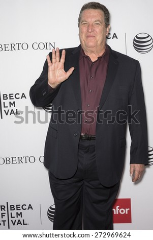 NEW YORK, NY - APRIL 25: Actor Mike Starr attends the closing night screening of 'Goodfellas' during the 2015 Tribeca Film Festival at Beacon Theatre