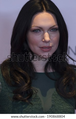 New York, NY - May 03, 2014: Laura Prepon attends the 25th Annual GLAAD Media Awards at Waldorf Astoria
