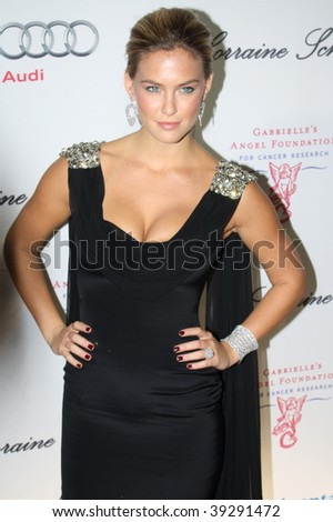 NEW YORK, NY - OCTOBER 20: Bar Refaeli attends the 2009 Angel Ball on October 20, 2009 in New York City.