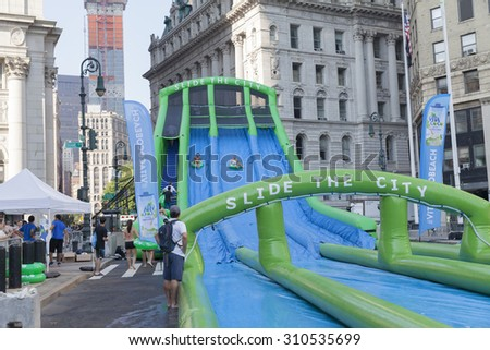 New York Ny Usa August 15 Stock Photo Royalty Free 310535699