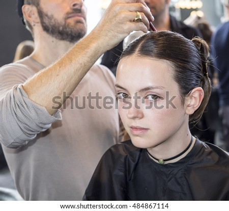 New York Fashion Week Stock Images, Royalty-Free Images ...