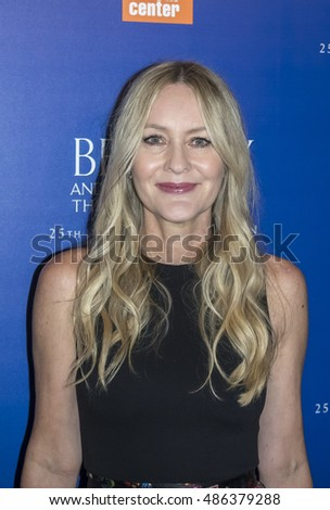 New York, NY, USA - September 18, 2016: Linda Larkin attends the 'Beauty and The Beast' 25th Anniversary Screening at Alice Tully Hall, Lincoln Center, Manhattan