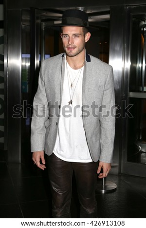 "NEW YORK - OCT 25, 2015:  Nico Tortorella attends a screening of ""Miss You Already"" at the Museum of Modern Art on October 25, 2015 in New York City."