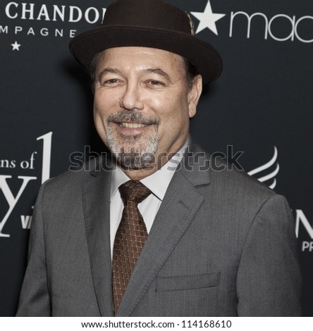 NEW YORK - SEPTEMBER 27: Reuben Blades attends Icons Of Style Gala Hosted By Vanidades at Mandarin Oriental Hotel on September 27, 2012 in New York City.