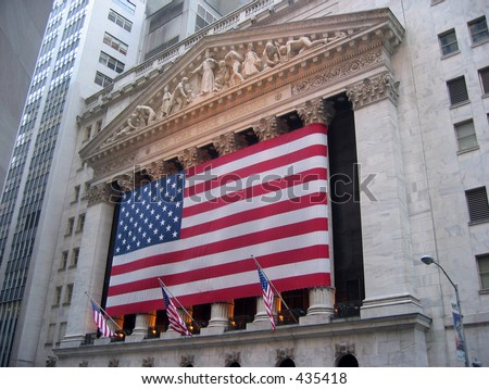similarity between new york stock exchange Securities traded on a stock exchange include stock issued by listed  taking the form of a dialogue between a merchant,  new york stock exchange:.