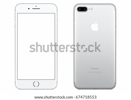 Iphone 7 Plus Stock Images Royalty Free Vectors