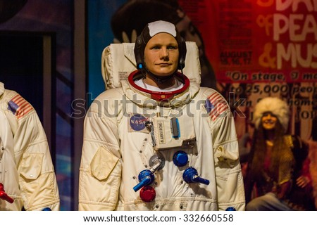 wax museum neil armstrong - photo #15