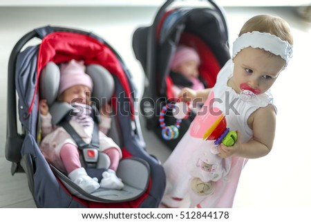 Twins Children Stock Images Royalty Free Images Amp Vectors