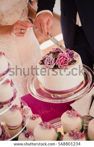 symbolic meaning of wedding cake cutting lace pearls vintage background stock photo 96817210 20726