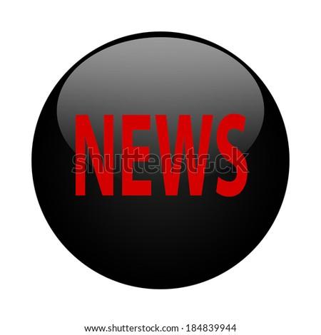 News icon - stock photo