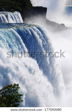 Niagara - stock photo