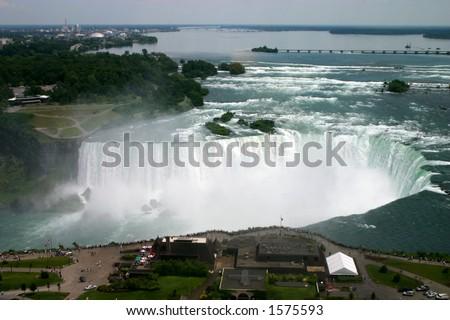 Niagra Falls - stock photo