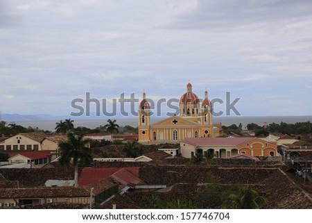 nicaragua/granada/ - stock photo