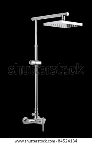 Nice and beautiful design shower head set