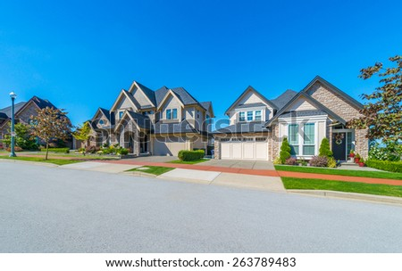 Single-family Detached House Stock Images, Royalty-Free ...