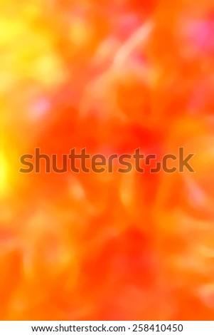 Nice fresh summery orange background - stock photo