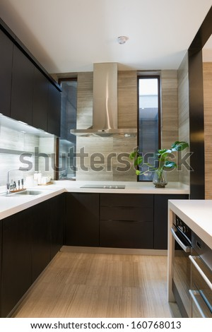 nice kitchen with modern style
