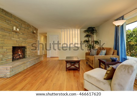 Modern Living Room Wood Ceiling Floor Stock Photo With Nice Living Room Part 62