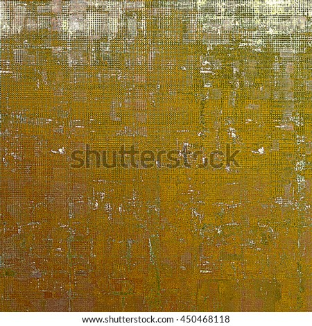 Nice looking grunge texture or abstract background. With different color patterns: yellow (beige); brown; green; gray; red (orange); white