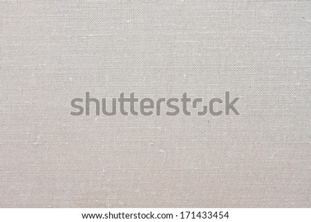 Nice texture of old canvas for background - stock photo