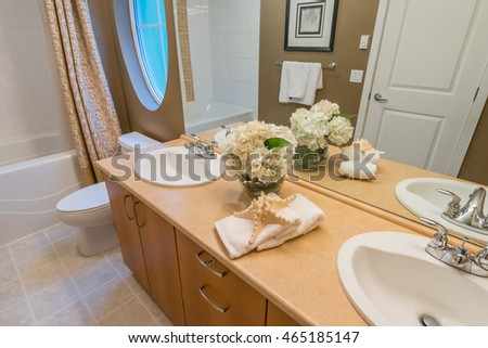Stock images royalty free images vectors shutterstock - Nicely decorated bathrooms ...