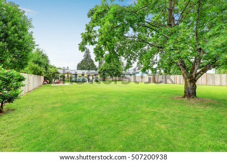 Backyard Stock Images RoyaltyFree Images Vectors Shutterstock
