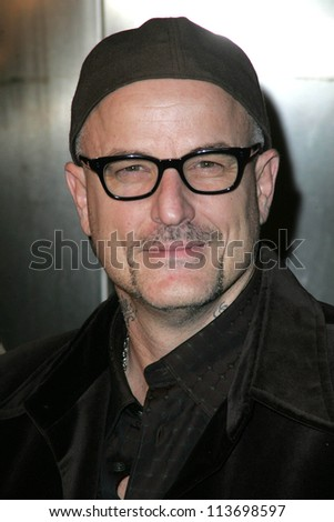 "Nick Cassavetes at the World Premiere of ""Alpha Dog"". Arclight Hollywood, Hollywood, CA. 01-03-07"