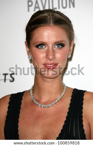 "Nicky Hilton at LACMA presents ""The Unmasking,"" LACMA< Los Angeles, CA. 09-25-10"