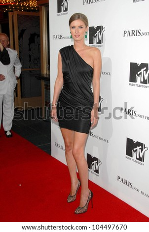 Nicky Hilton  at the MTV Screening of 'Paris, Not France'. Majestic Crest Theater, Westwood, CA. 07-22-09