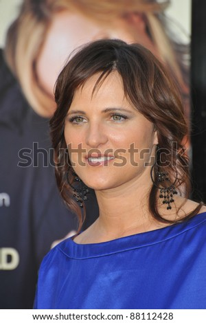 "Nicol Paone at the world premiere of her new movie ""Funny People"" at the Arclight Theatre, Hollywood. July 20, 2009  Los Angeles, CA Picture: Paul Smith / Featureflash"
